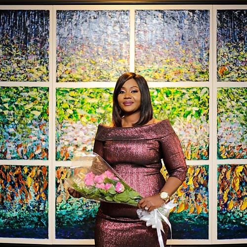 Toyin Olagunju - Graduation