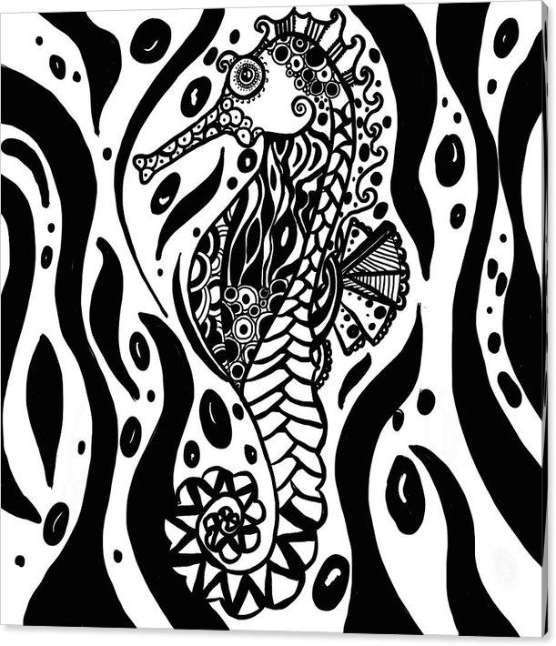 sea-horse-black-and-white-patricia-piotr