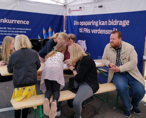 Tegnekonkurrence i Nordeateltet
