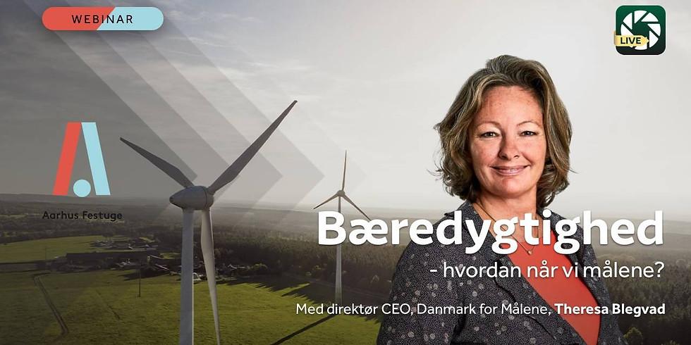Mød Danmark for Målene i Jyske Bank LIVE