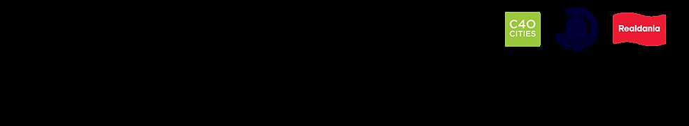 C40 Logo - Danmark for Målene - fra verdensmål til hverdagsmål