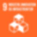 Verdensmål 9 Industri, innovation og infrastruktur Danmark for Målene om FN's 17 verdensmål