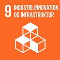 Verdensmål 9 Industri Innovation og infrastruktur Danmark for Målene