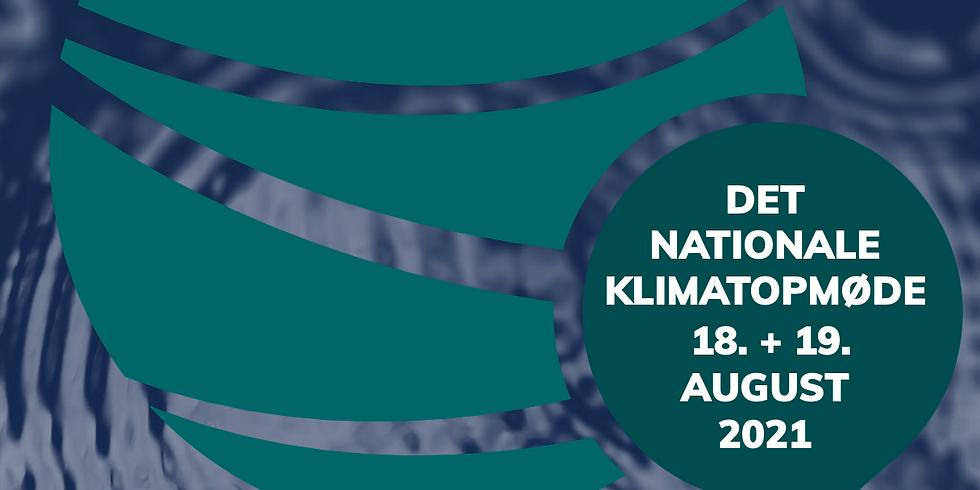 Klimakonferencen for KKR Midtjylland (fysisk deltagelse)