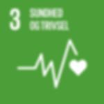 Verdensmål 3 Sundhed og Trivsel Danmark for Målene om FN's 17 verdensmål