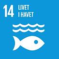 Verdensmål 14 Livet i Havet Danmark for Målene om FN's 17 verdensmål