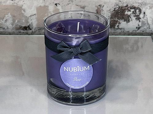 Sleep Crystal Infused Candle