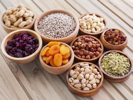 Grundsätze gesunder Ernährung - Die 12 Portionen Regel
