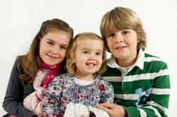 Familie kinderen fotoshoot