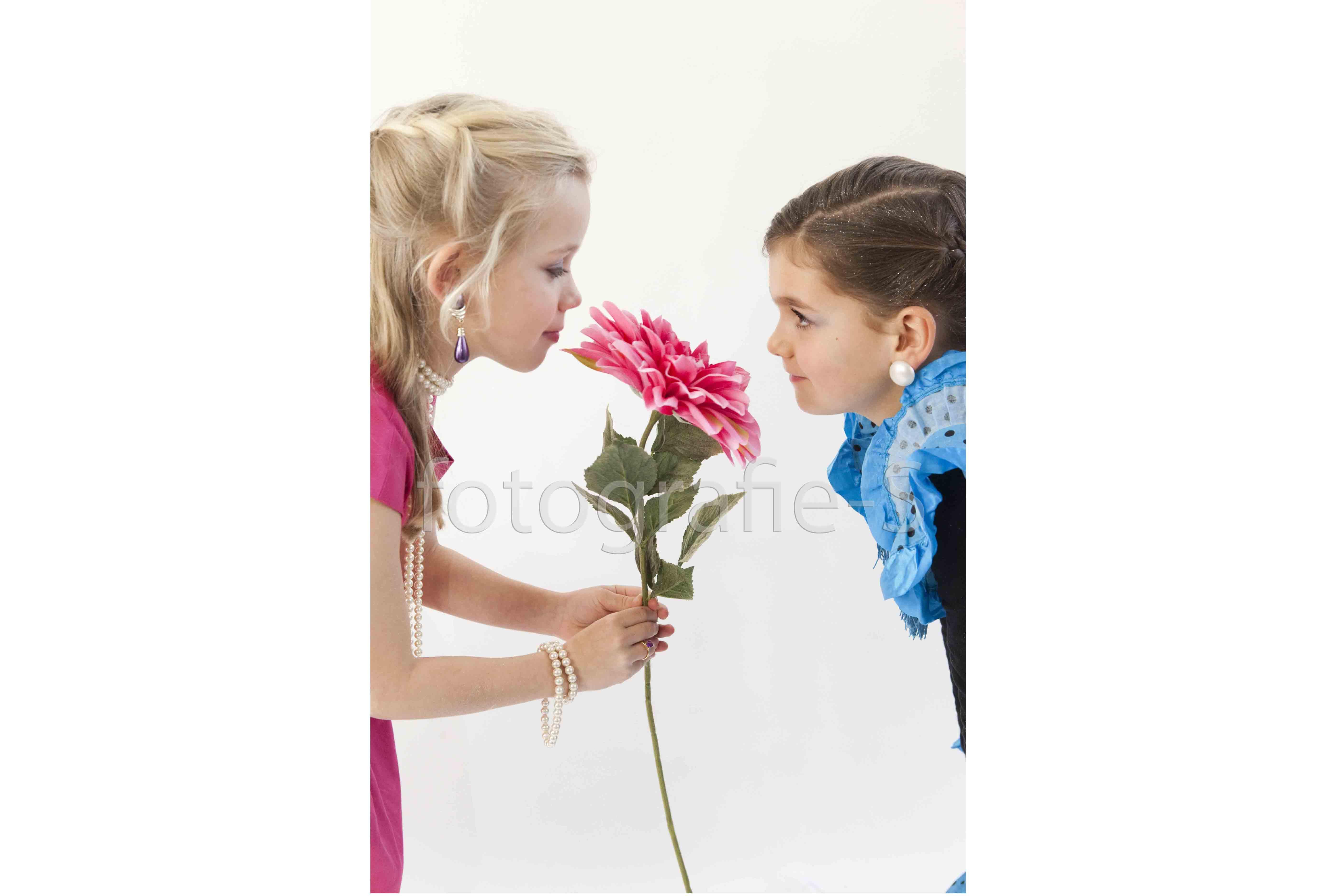 Modellenfeestje kinderen
