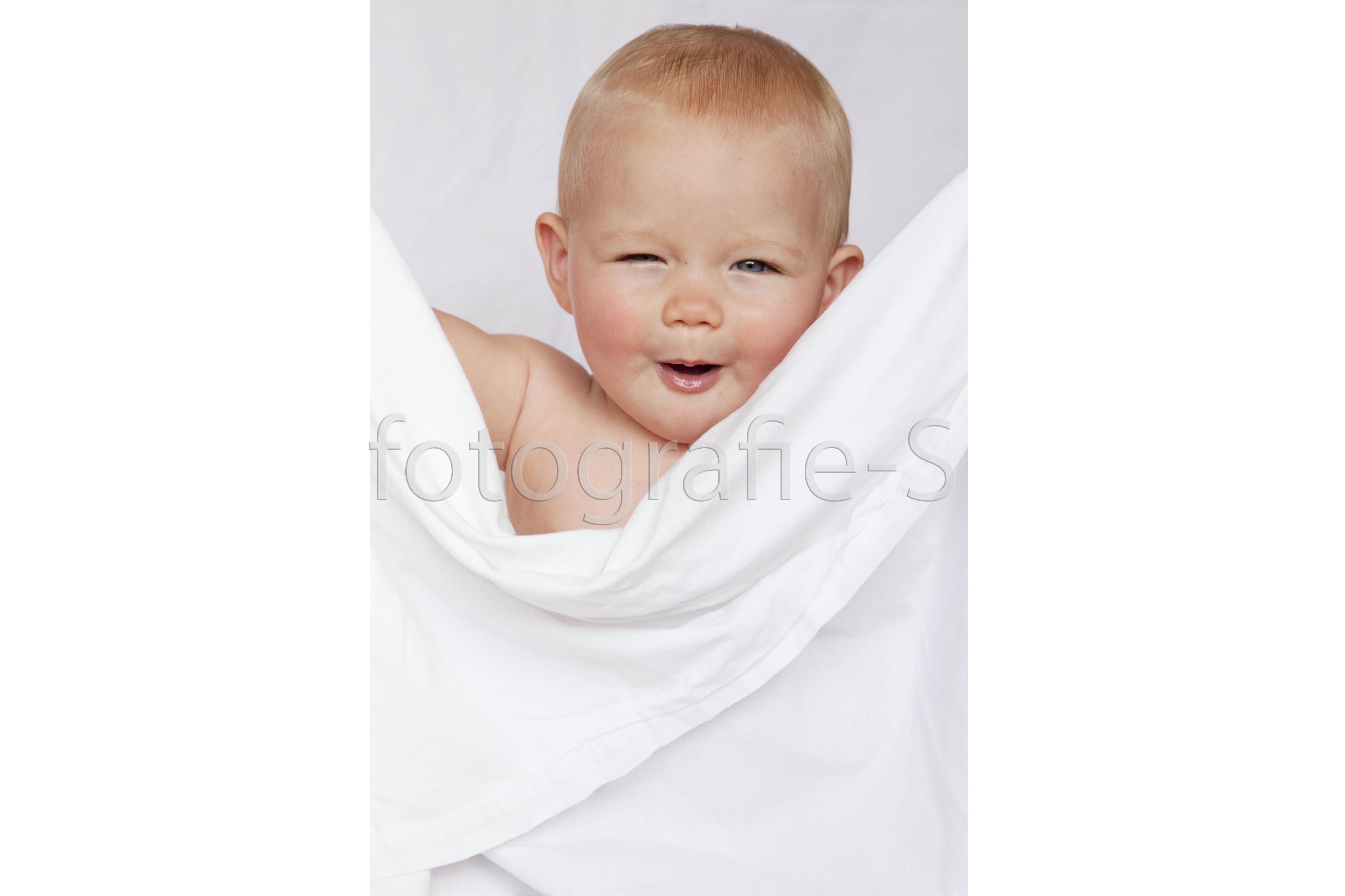 Fotograaf-S foto's Baby 8 maanden