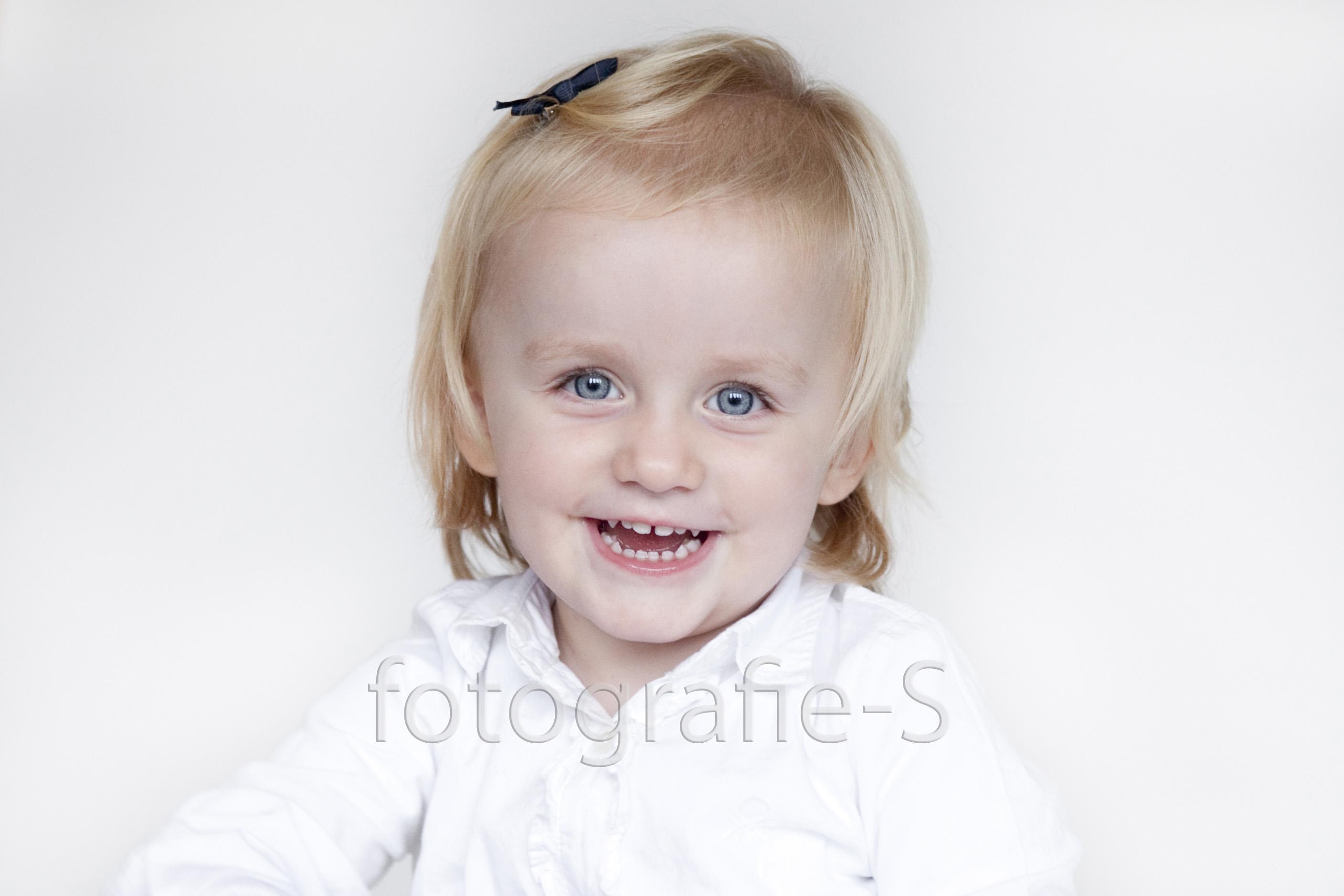 Fotoshoot meisje