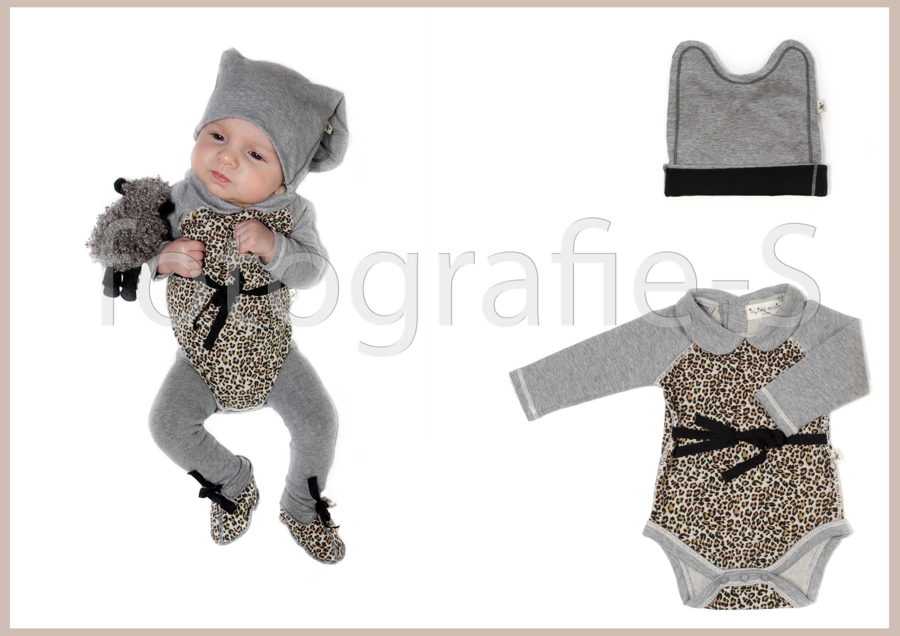 Little Cozmo kledinglijn productfoto