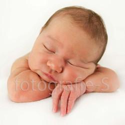 Baby fotografie new-born milou