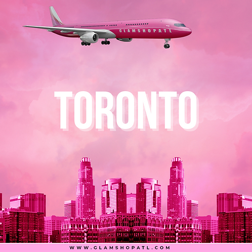 THE GLAM TOUR 2020 TORONTO- JUNE 12th  (DEPOSIT ONLY)