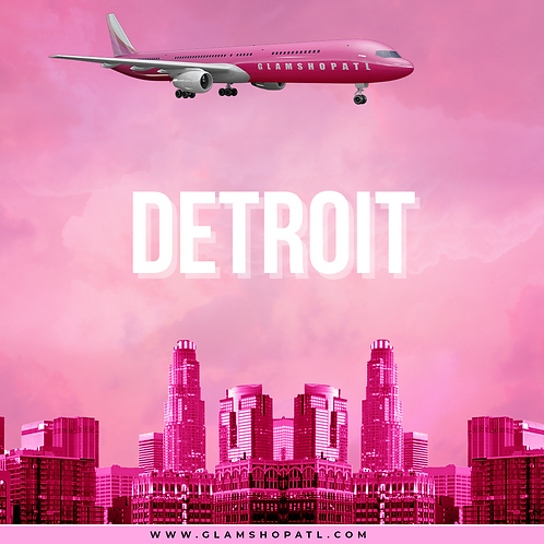 THE GLAM TOUR 2021 DETROIT- APRIL 24TH (DEPOSIT ONLY)