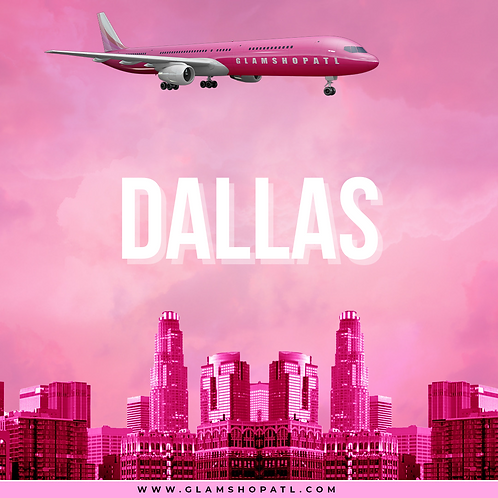 THE GLAM TOUR 2021 - DALLAS SEPTEMBER 4TH  (DEPOSIT ONLY)