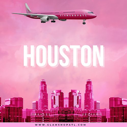 THE GLAM TOUR HOUSTON- MARCH 27TH (DEPOSIT ONLY)