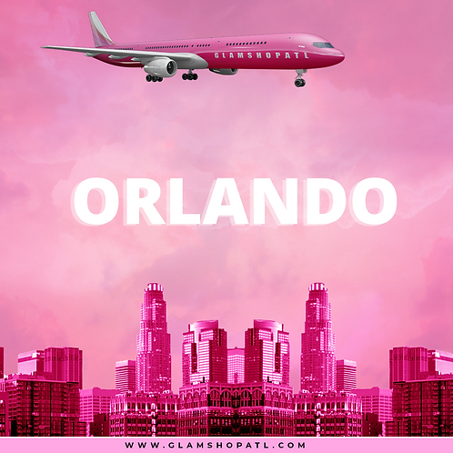 THE GLAM TOUR 2021 ORLANDO- JULY 24TH  (DEPOSIT ONLY)
