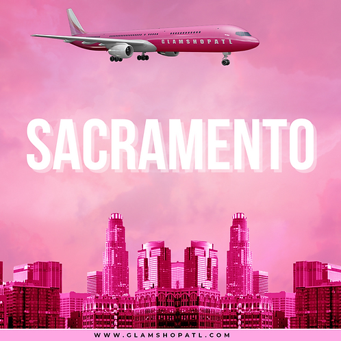 THE GLAM TOUR 2021 SACRAMENTO- JUNE 5TH  (DEPOSIT ONLY)
