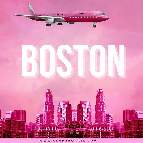 THE GLAM TOUR 2021 BOSTON- MAY 29TH (DEPOSIT ONLY)