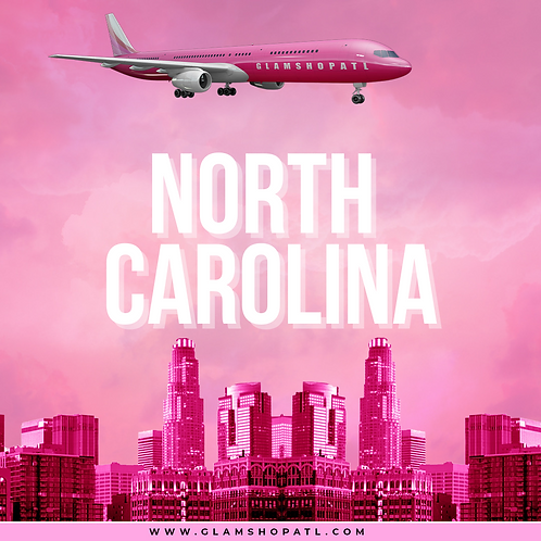 THE GLAM TOUR NORTH CAROLINA JULY 3RD 2021 (DEPOSIT ONLY)