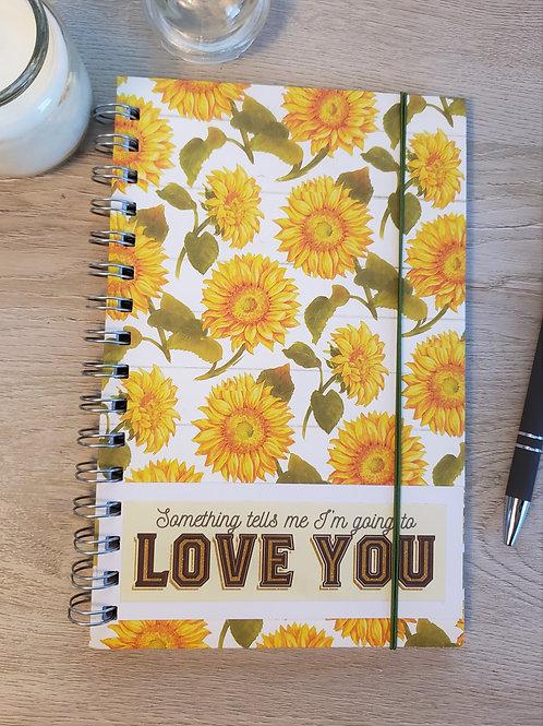 """Sunflowers """"Love You"""""""