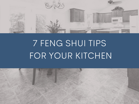 7 Feng Shui Tips for Your Kitchen