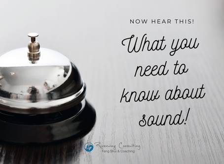What you need to know about sound.