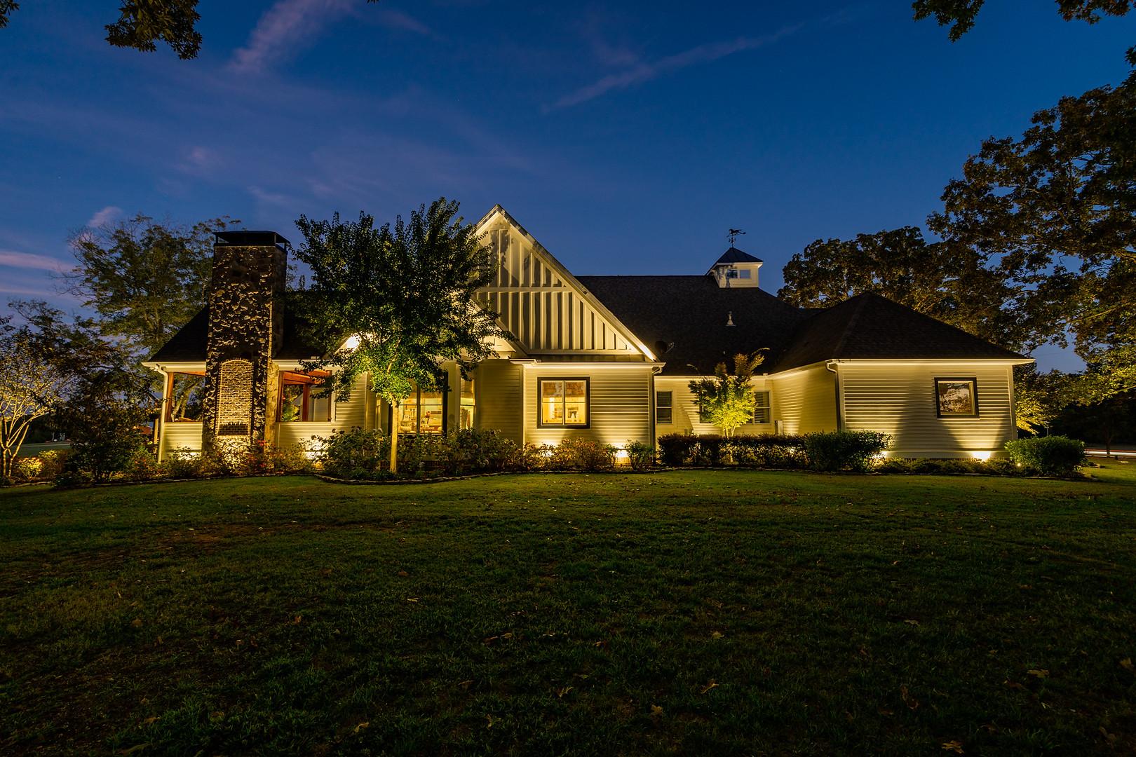Architectural Lighting & Tree Lighting