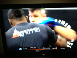 Assassin on UFC