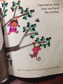 English Spanish picture books