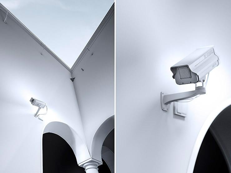 Für Getty Images arbeitet die bildbotschaft im April an verschiedenen Motiven zum Thema Home-Security. Markus von Lücken setzt dabei auf Full-CGI.