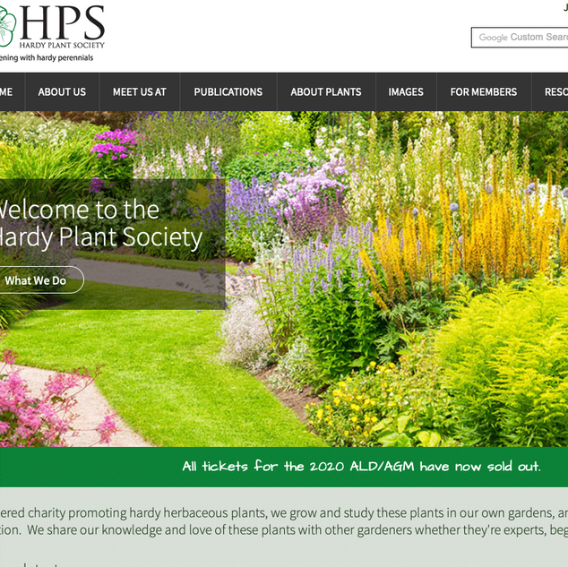 Hardy Plant Society