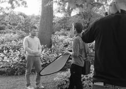 Filming BBC PHB 2014