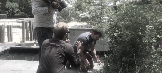 Filming Lyon 2015