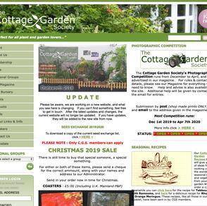 Cottage Garden Society