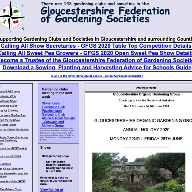 Gloucestershire Federation of Gardening Societies