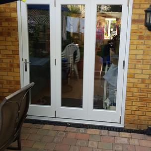 Exterior Bi-fold Doors