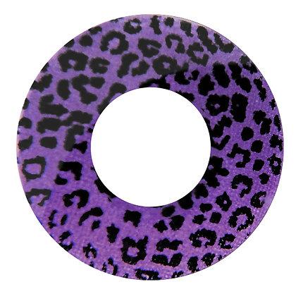 Leopard Purple