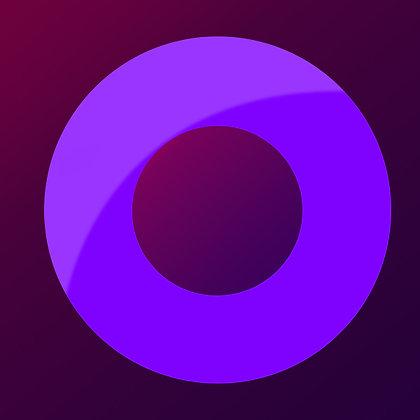 Glow Purple