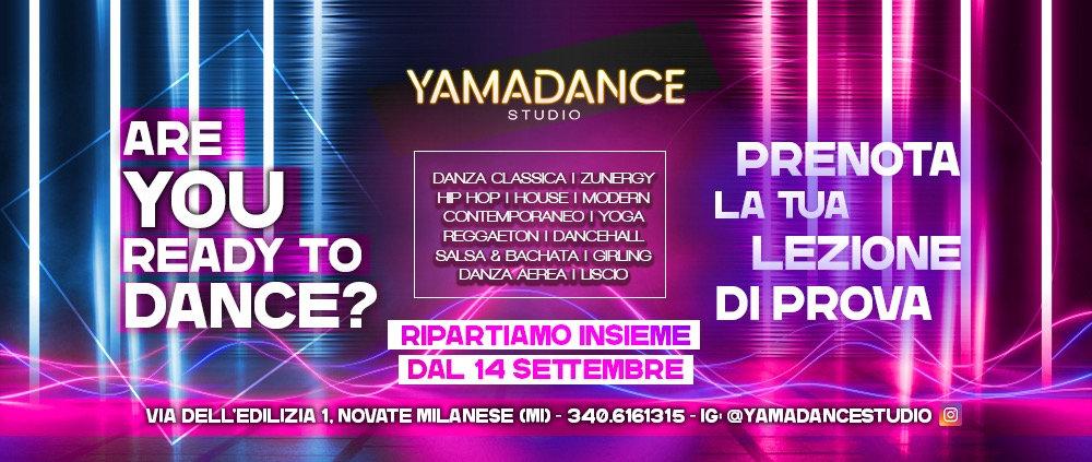 Scuola di Danza, danza classica, zunergy, hip hop, house, modern dance, reggaeton, dancehall, salsa e bachata, girling, videodance, danza aerea, liscio, milano, novate milanese
