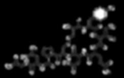 OXYTOCIN SCHEMATIC MOLECULAR DIAGRAM - 3