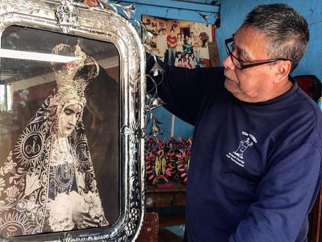 Maestro hojalatero: Miguel Ángel Agüero Pacheco en Oaxaca