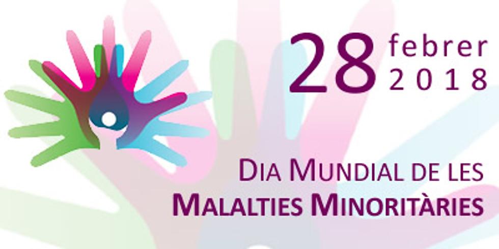 Dia Mundial de les Malalties Minoritàries 2018