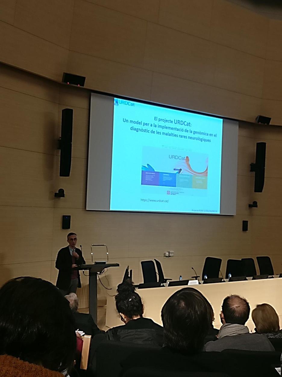 II Interhospitalary conferences, Catalonia.