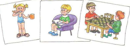 верещагина 3 класс учебник онлайн урок 10 страница 32 упр. 5