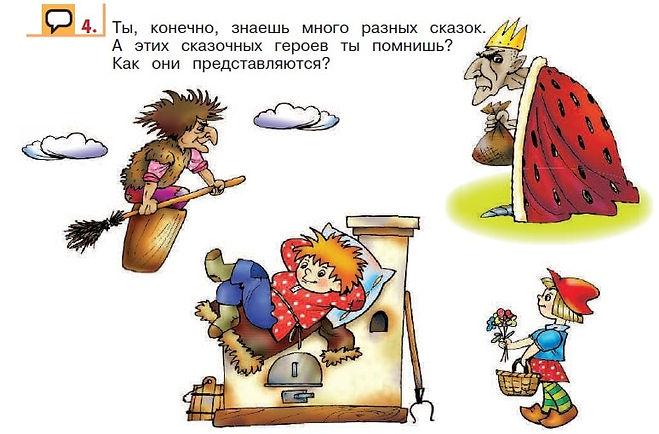 персонажи из русских сказок по-английски