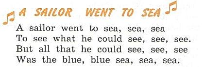A sailor went to sea перевод слушать, аудио верещагина 3 класс урок 982 упражнение 8, аудио 104 верещагина притыкина