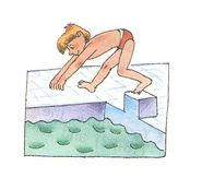 аудиокурс к учебнику английского языка верещагина. The fifth lesson, swim. Рисунок 6. 3 класс. Урок 5. Упр 1